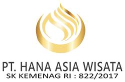 Hana Tour Travel Umroh Terbaik di Jakarta - Logo