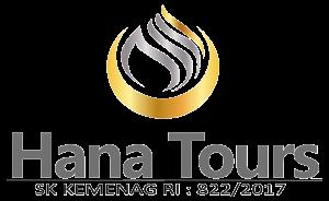Travel Umroh Murah Hana Tour - Logo