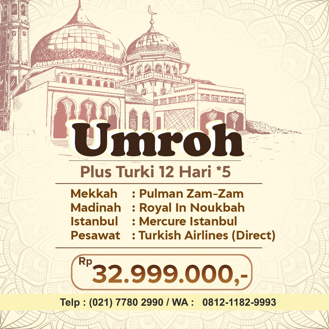 Umrah Turki